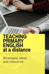Primary English at a distance