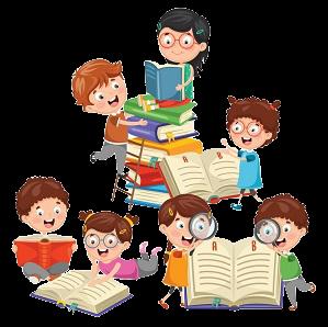 literate children